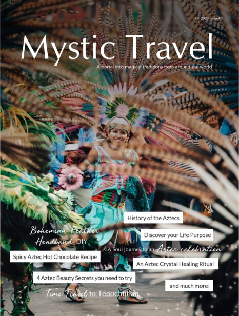 Mystic Travel Magazine