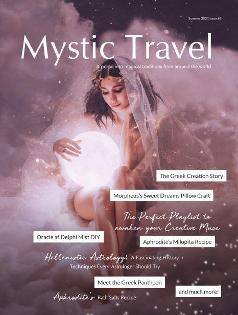 Mystic Travel Summer Issue